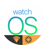 watchOS Logo Sketch SVG