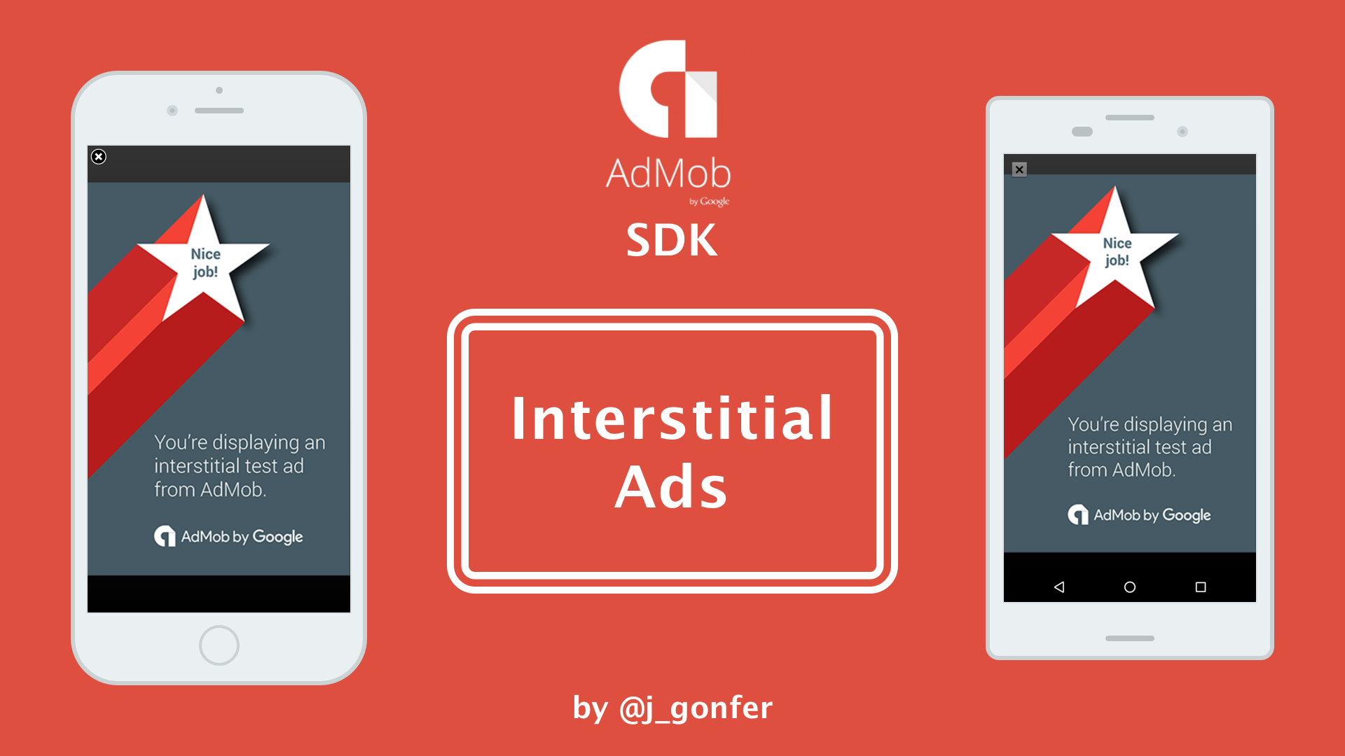 Firebase AdMob Interstitial Ads