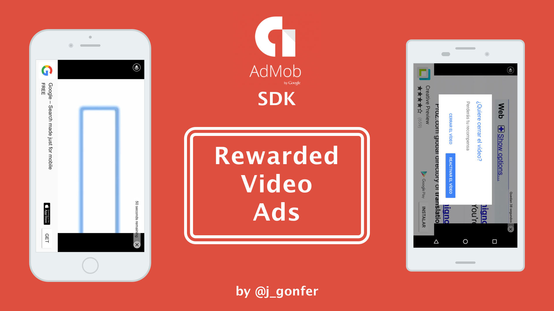 Firebase AdMob Rewarded Video Ads