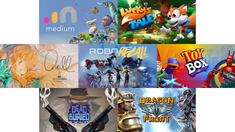 Free Games Oculus Rift