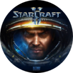 StarCraft II Wings of Liberty Logo