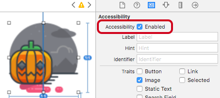 Vector Images Tutorial Enable Accessibility