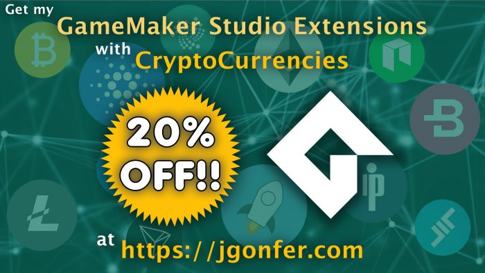 Cryptocurrency Shop Discount